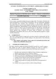 3340204 - Gujarat Technological University