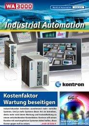 WA3000 Industrial Automation Februar 2014