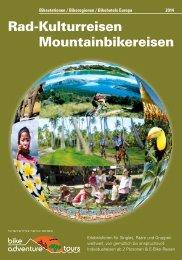 Katalog 2014 - Bike Adventure Tours