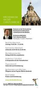 Download (PDF) - Christuskirche Mannheim - Seite 5