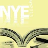 Nye bøger, film og spil 2013/5