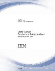 Spatial Extender - Benutzer- und Referenzhandbuch