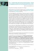 46. fortbildungstagung für - SGGG - Page 3