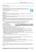 Anleitung zu Skype - Page 3