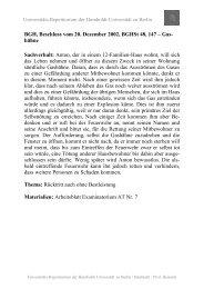 07. Gashähne - unirep - Humboldt-Universität zu Berlin