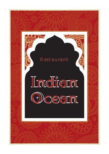 Restaurant Indian Ocean