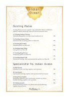 Restaurant Indian Ocean - Page 3