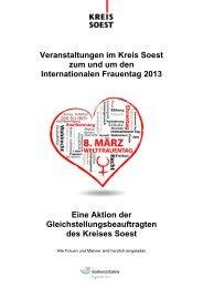 Veranstaltungen im Kreis Soest zum und um den ... - Warstein
