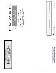 FULL RANGE SPEAKERS - Abt