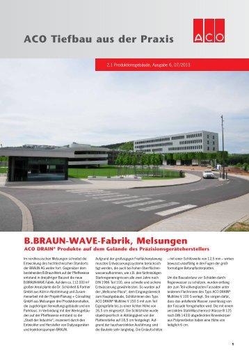 Druckversion (pdf) - ACO Tiefbau