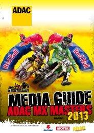 Media Guide 2013 - ADAC MX Masters