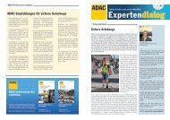Expertendialog - ADAC