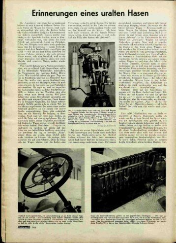 Motorwelt 1953/06 - ADAC