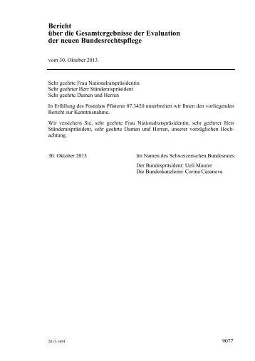 BBl 2013 9077 - admin.ch