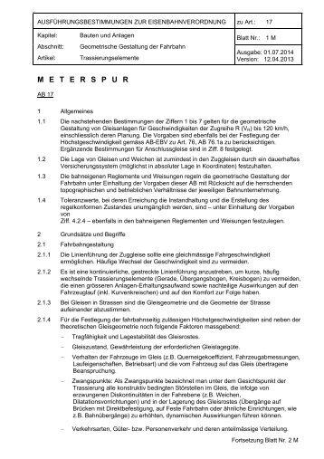 Entwurf - admin.ch