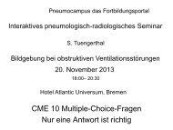 Lernerfolgskontrolle_2013 Bremen CME Fragen ...