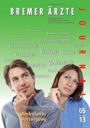 Ambulante Versorgung - Ärztekammer Bremen