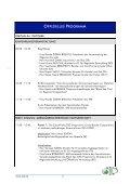 Fördern, Teilen, Stärken, Unterstützen - Assembly of European ... - Page 2