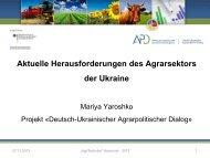 Ukraine - Agritechnica