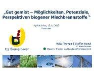 ttz Bremerhaven - Agritechnica