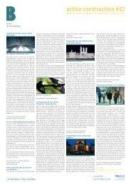 News Frühling 14 - AHB - Berner Fachhochschule