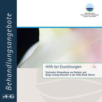 Hilfe bei Essstörungen (pdf, 1 MB )