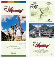 zum download - Hotel Ahrntaler Alpenhof