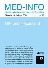 HIV und Hepatitis B - Deutsche AIDS-Hilfe e.V.