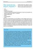 HIV und Hepatitis B - Deutsche AIDS-Hilfe e.V. - Page 3