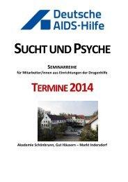 Sucht-Psyche 2014 aktuell.pdf - Deutsche AIDS-Hilfe e.V.