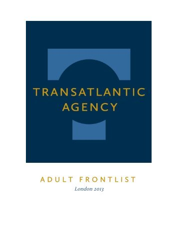transatlantic literary 2013