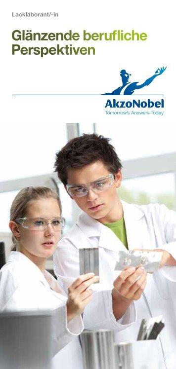 Lacklaborant - AkzoNobel