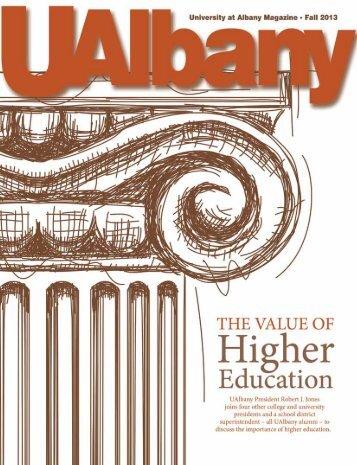 Alumni News & Notes - University at Albany