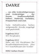 Nähen verbindet … 2013 - Seite 4