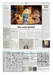 Kino - Allgäuer Anzeigeblatt