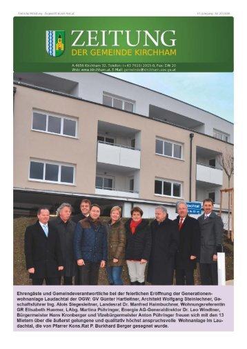 Aktuelle Gemeindezeitung - bei Almtalonline.at