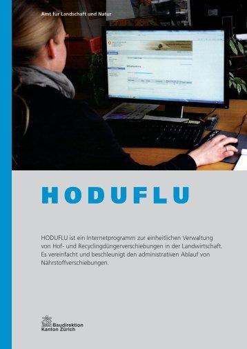 HODUFLU - Amt für Landschaft und Natur