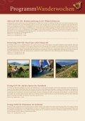 zum Wanderprogramm - Alpenrose - Seite 2
