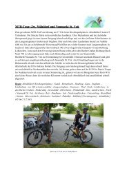 MTB-Tour: Zw. Mühldorf und Neumarkt St. Veit - Sektion Mühldorf