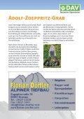 Sommer - Alpenverein Garmisch-Partenkirchen - Page 7