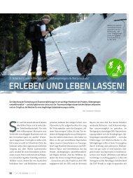 Panorama 2 2013 Natur & Mensch - Deutscher Alpenverein