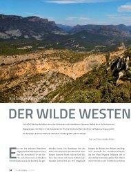 DEr WilDE WEstEn KataloniE - Deutscher Alpenverein
