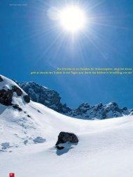 Die Silvretta ist ein Paradies für Skitourengeher, doch bei dieser ...