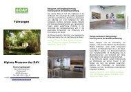 Programme für Erwachsene 2013-2.pdf - Deutscher Alpenverein