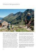 Erlebnis Bergwandern (PDF) - Deutscher Alpenverein - Page 4