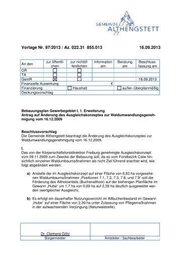 TOP 2 - Althengstett