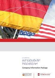 Unternehmen Info Packet-aw.indd - AmCham Germany
