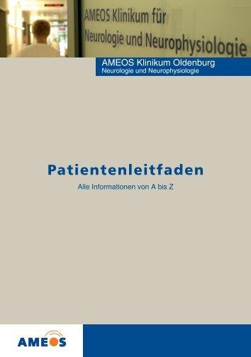 Patientenleitfaden - Ameos