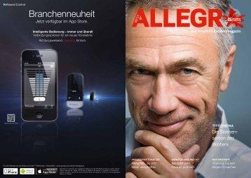 Kundenmagazin Allegro 02/2013 (2.236 KB) - Amplifon Deutschland ...