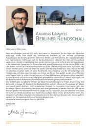 Berliner Rundschau Nr. 01/2014 - Andreas Lämmel